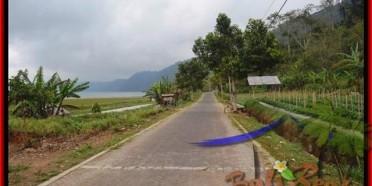 TANAH JUAL MURAH TABANAN 520 Are View gunung dan danau buyan