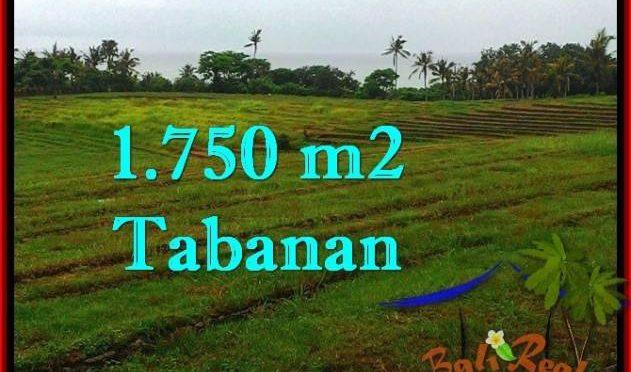 TANAH DIJUAL MURAH di TABANAN TJTB262